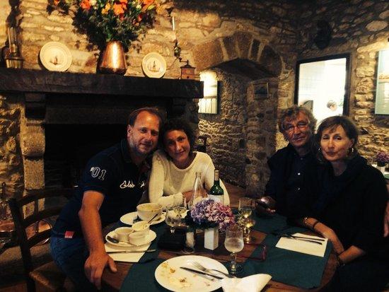 Creperie Restaurant du Vieux Port: Luca