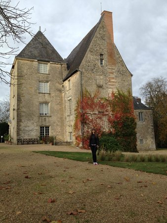 Musee Balzac - Chateau de Sache: Le château