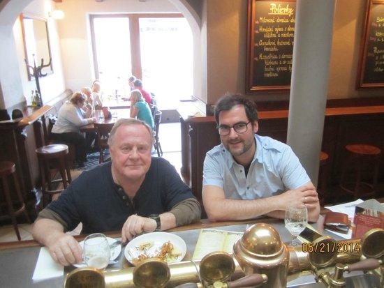 Bratislavsky Mestiansky pivovar: With a beer connoisseur from Munich