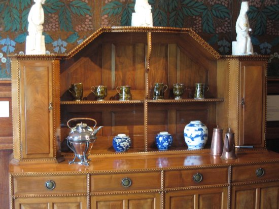 Blackwell, The Arts & Crafts House: sideboard