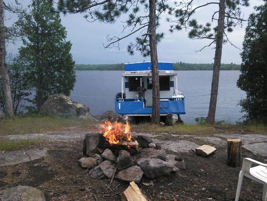 Timber Bay Lodge and Houseboats: 4th of July