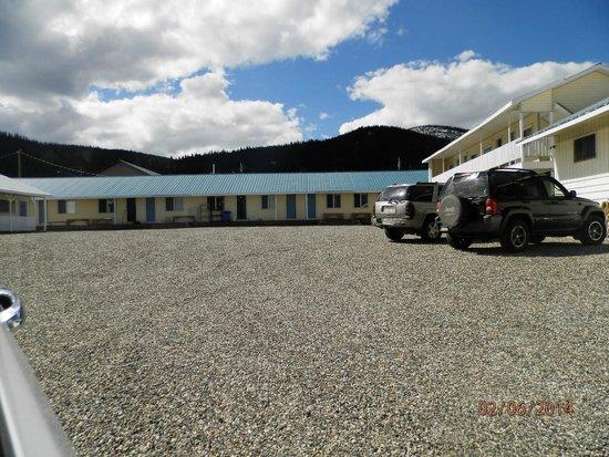 Hubs Motel: Motel - schöne ruhige Lage