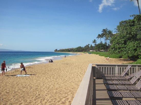 Maui Eldorado: Cabana / Beach