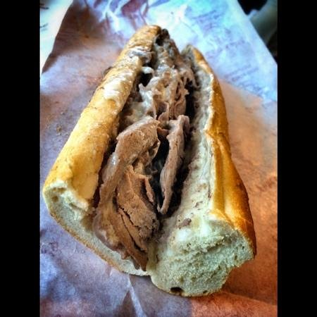 Tony Luke's Old Philly Style Sandwiches : Philly Cheesesteak