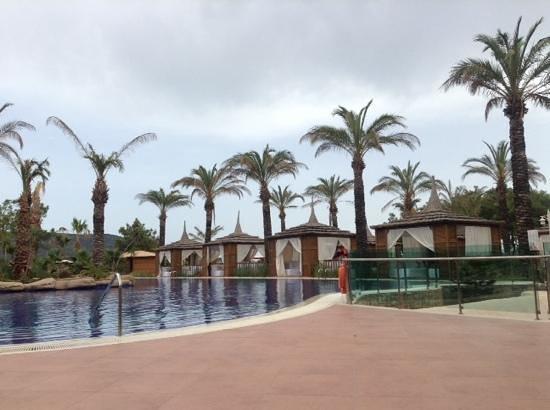 Vogue Hotel Bodrum: main pool