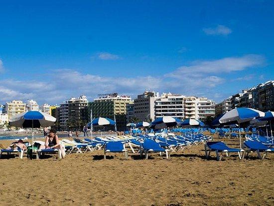 Playa de Las Canteras : Las Canteras Beach