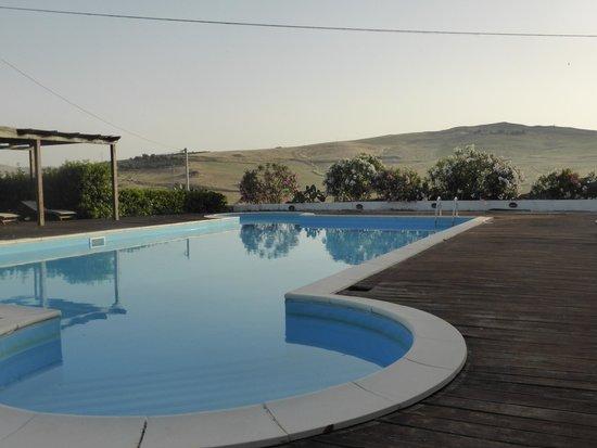 Agriturismo Sant'Agata: piscina