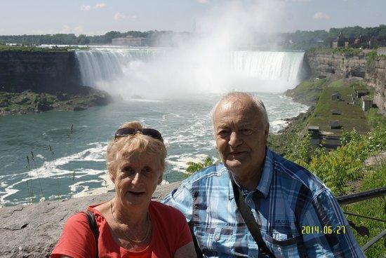 Niagara Falls: Les Chutes de Niagara