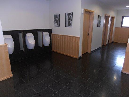 Wertheim Villagen Toiletten