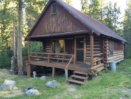 Shadowcliff Lodge: The Riverbend Cabin