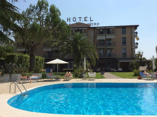 Hotel Spiaggia d'Oro - Charme & Boutique: The hotel (obviously)