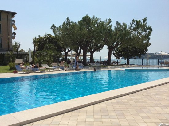 Hotel Spiaggia d'Oro - Charme & Boutique: The pool
