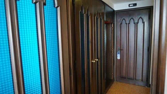 Il Saraceno Grand Hotel: room