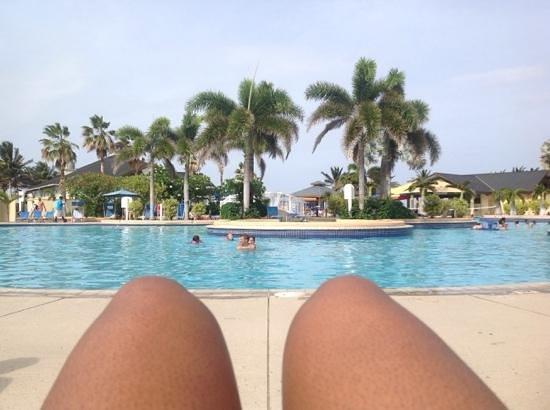 St. Kitts Marriott Resort & The Royal Beach Casino: Poolside