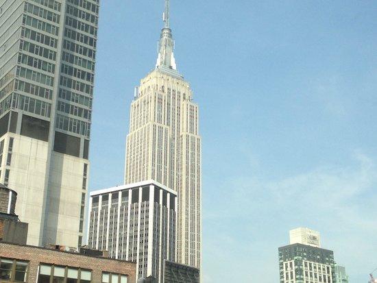 Fairfield Inn & Suites New York Manhattan/Chelsea: View