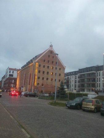 Hotel Gdansk : Bästa hotellet!