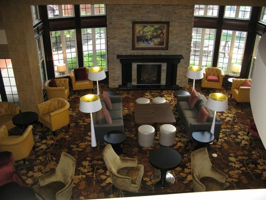 Courtyard by Marriott Lake Placid: lobby