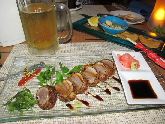 Tukka: sushi