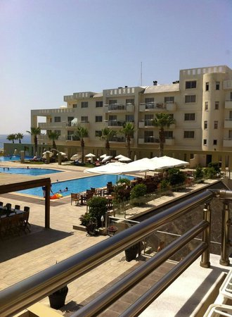 Capital Coast Resort & Spa: Θέα από το δωμάτιο!