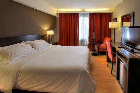 Hotel Crans Montana: Habitación Doble