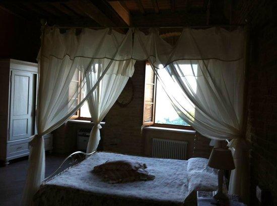 """Al Pozzo dei Desideri: interno """"suite"""""""