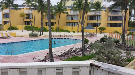 Blue Water Resort on Cable Beach: From our Deck