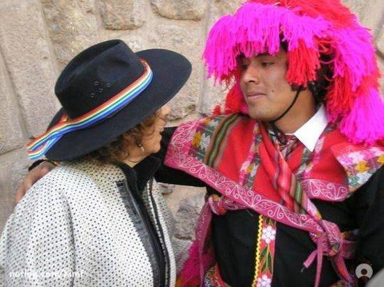 Machu Picchu: FIESTA CUZCO