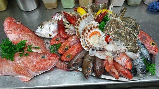 Venus Restaurant : Fresh fish at Venus !!!!
