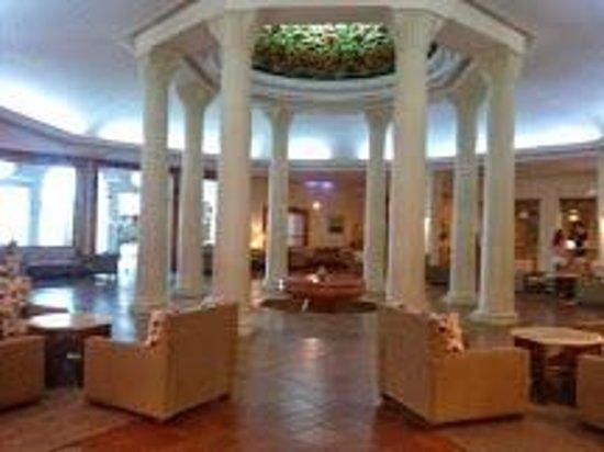 Medina Belisaire & Thalasso : Główny hol