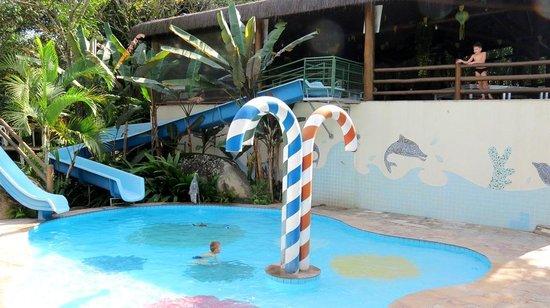 Refugio Cheiro de Mato EcoResort: Piscina das crianças