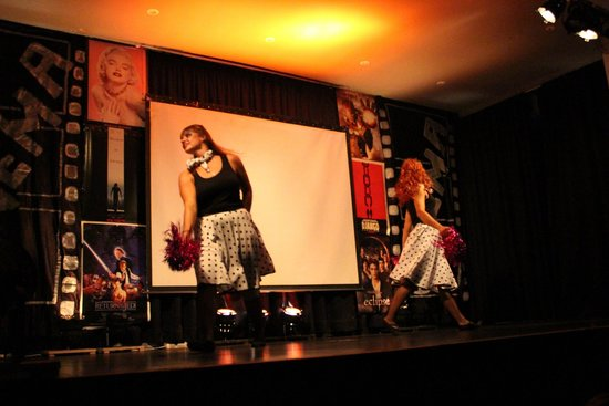 Club Marmara Del Mar: spectacle soirée
