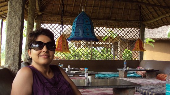 Shanthi Guesthouse: Taste the World Menu