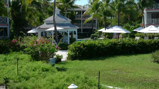 Ocean Club Resort : grounds