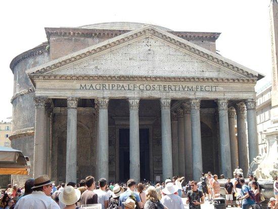Albergo del Sole Al Pantheon : Breathtaking view!