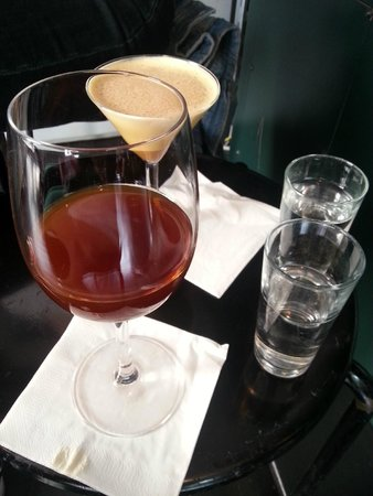 Tim Wendelboe: Cappuccino al freddo & Coffee Duromina!