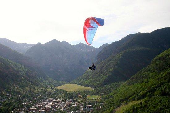 Telluride Paragliding