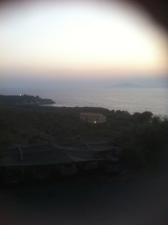 Relais Regina Giovanna: Great Sun Set