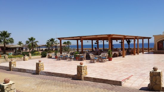 Reef Beach Restaurant Managed by Egyptian Vacation Club
