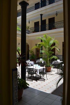 Hotel La Union: interno
