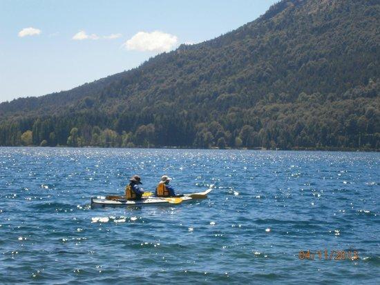 Museo del Lago Gutierrez : Lago Gutierrez y un lindo paseo
