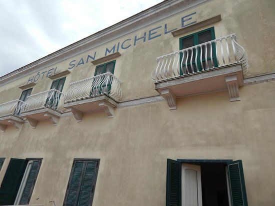 Hotel San Michele : Front