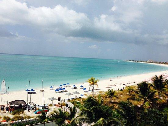 Seven Stars Resort & Spa : Grace Bay Beach