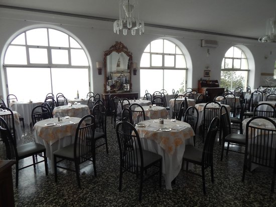 Hotel San Michele: Formal Dining Room