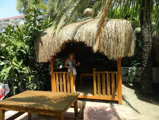 Club Sun Heaven Famıly&SPA: Такие домики для отдыха