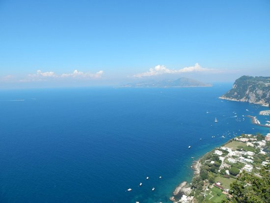 Hotel San Michele : Best view!