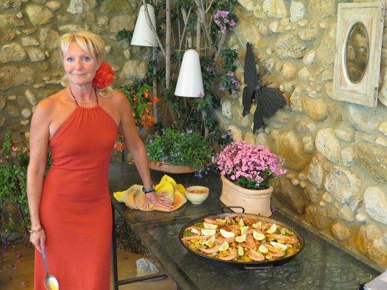 Can Patiras: Niet alleen de maaltijd ziet er verukkelijk uit