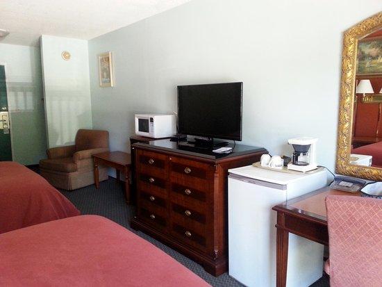 Windsor Motel: room
