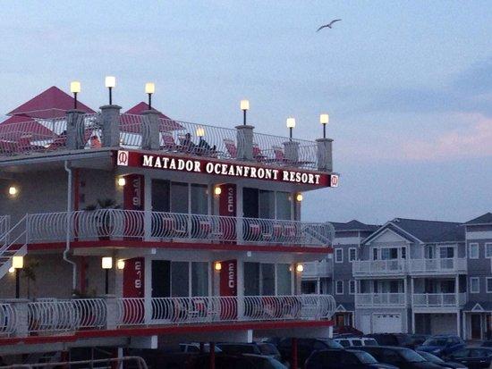 Matador Oceanfront Resort: Directly on the Beach!