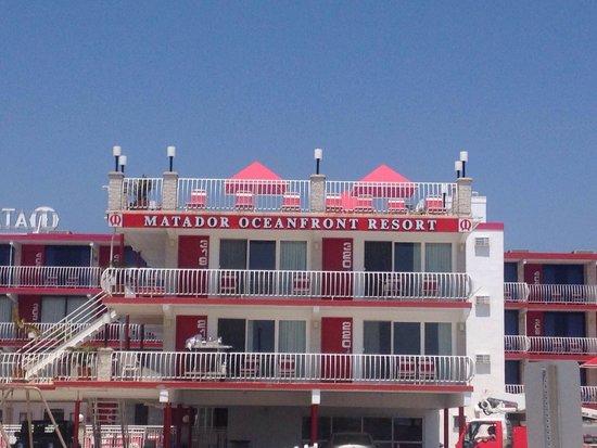 Matador Oceanfront Resort: Beach suite rooms