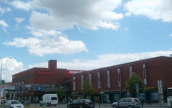 Galerie Vankovka Brno
